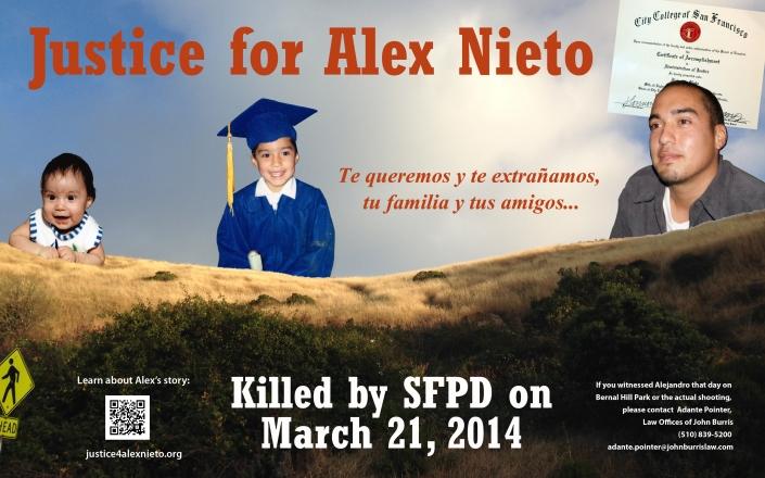 Alex Nieto banner2