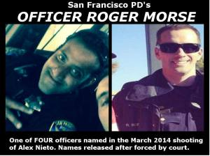 Of. Morse, photo posted by California's Deadliest Cops on Facebook